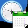 календарь часы
